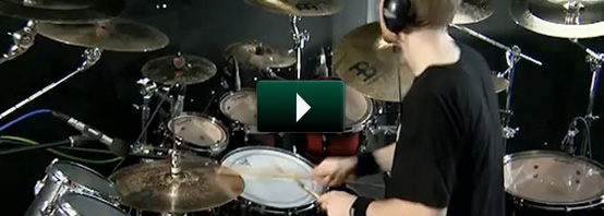 Trailer for Progressive Concepts for the Modern Metal Drummer