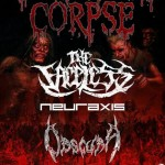 Cannibal Corpse North America Tour 2009