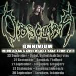 Omnivium Asian Tour 2011