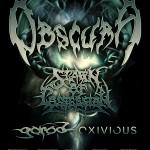 Obscura European Tour 2012