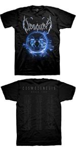 Cosmogenesis World Tour TS