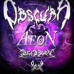 Obscura - 10 Year Anniversary Tour