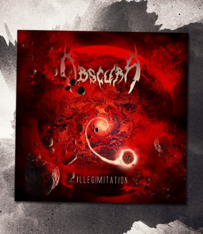 Obscura | Illegimitation CD