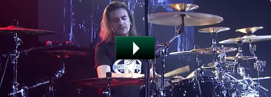 Sebastian Lanser - Drum solo at TAMA's 40th Anniversary Drum Festival