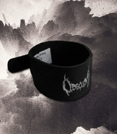 Obscura | Diluvium Wristband Leather RICHTER