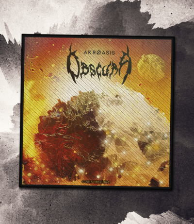 Obscura | Akroasis Logo Patch