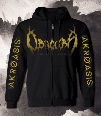 Obscura | Sermon of the Seven Suns ZIP