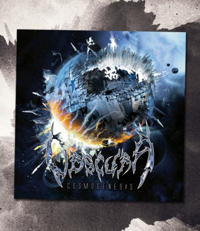Obscura | Cosmogenesis CD