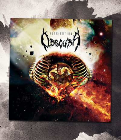 Obscura | Retribution CD