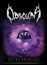 Obscura - Guitar Anthology Book Cover