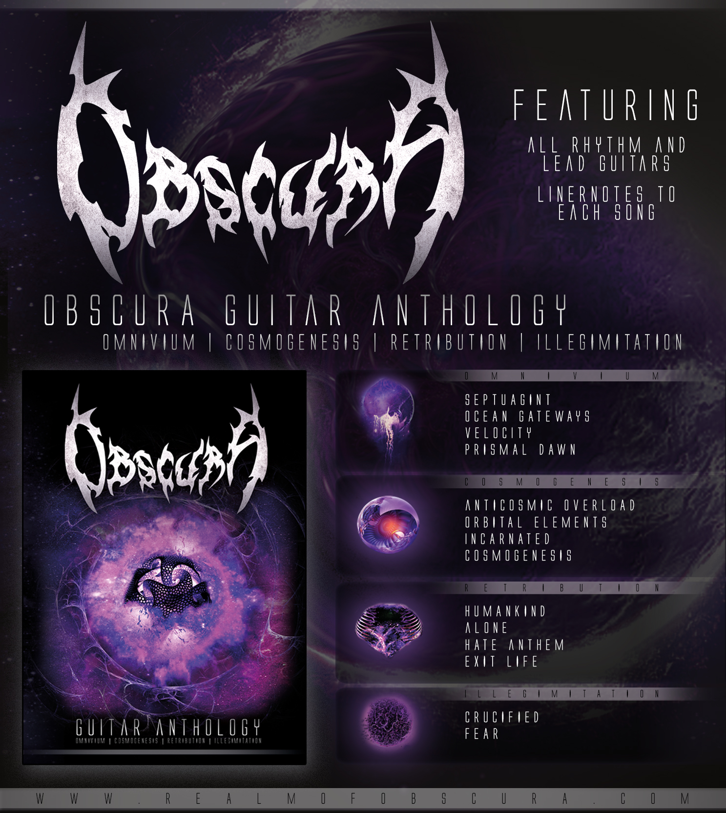 guitar anthology: