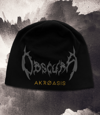 Obscura | Akroasis Beanie