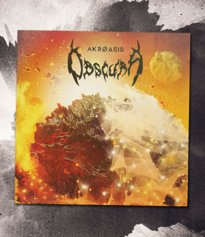 Obscura | Akroasis CD