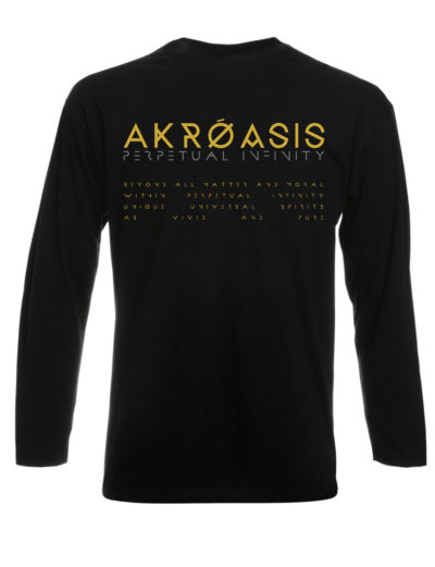 Obscura - Akroasis Perpetual infinity LS BACK
