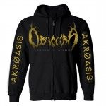 Obscura - Akroasis Sermon of the Seven Suns FRONT