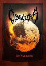 Obscura | Akroasis Posterflagge