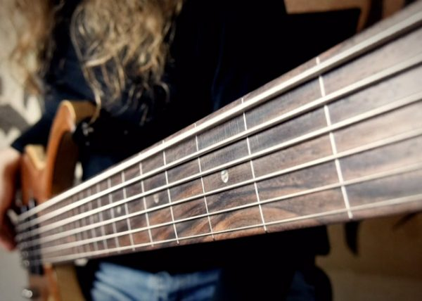 Ten Sepiroth Bass Playthrough Video