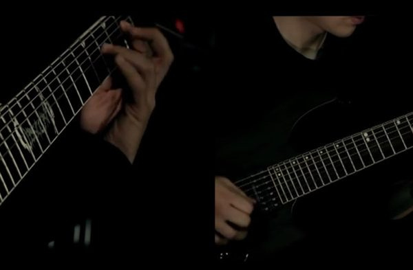 Ten Sepiroth Guitar Playthrough