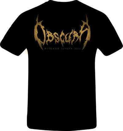 Obscura Akroasis Europa TS Front