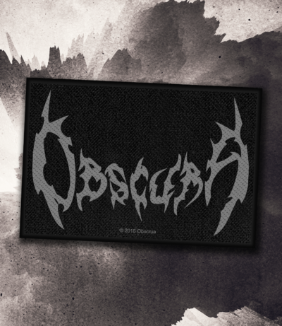 Obscura | Logo Patch