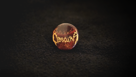 Obscura   Akroasis Pin