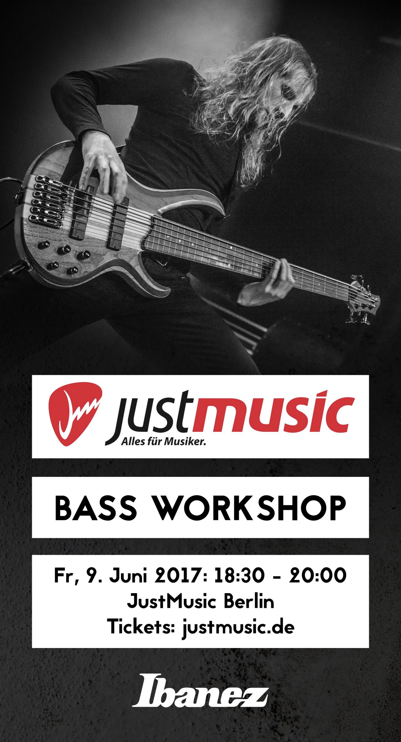 Bass Workshop in Berlin