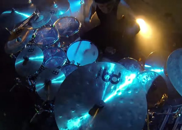 Incarnated Drum Cam