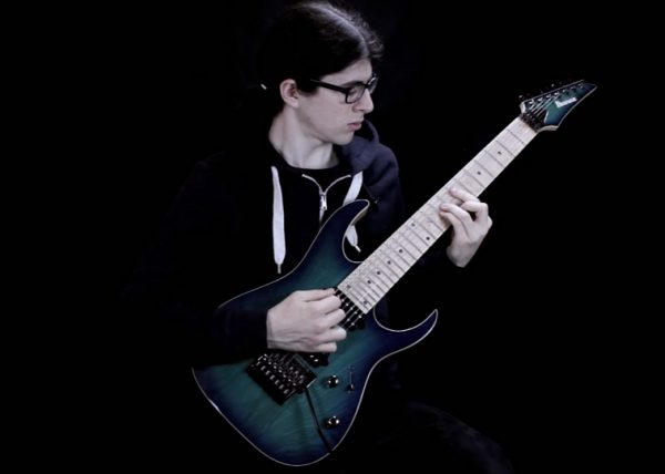 Perpetual Infinity Guitar Playthrough