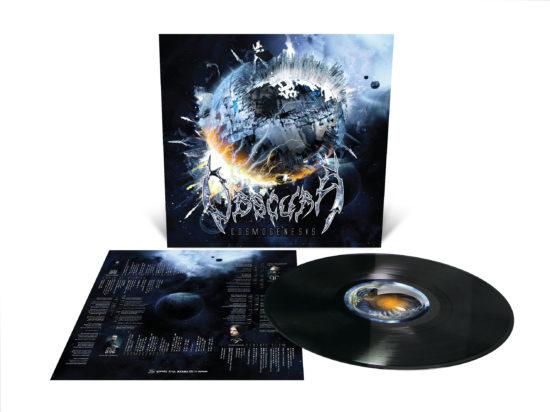 Obscura   Cosmogenesis LP Black Vinyl