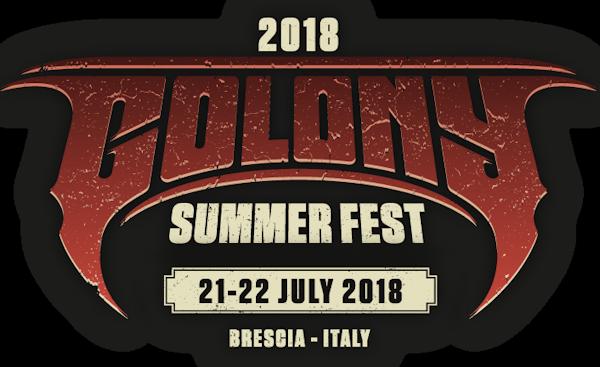 OBSCURA | Colony Festival 2018