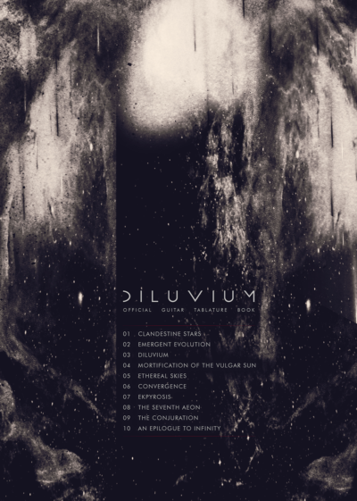 Diluvium | Guitar Tablature Book