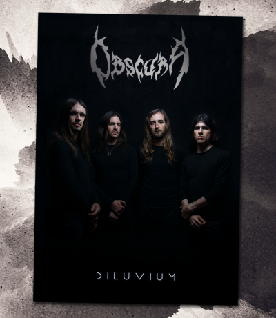 Obscura | Diluvium Poster