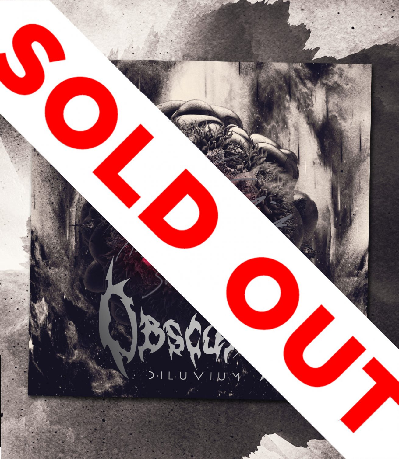 Obscura | Diluvium - signed CDs SOLD OUT