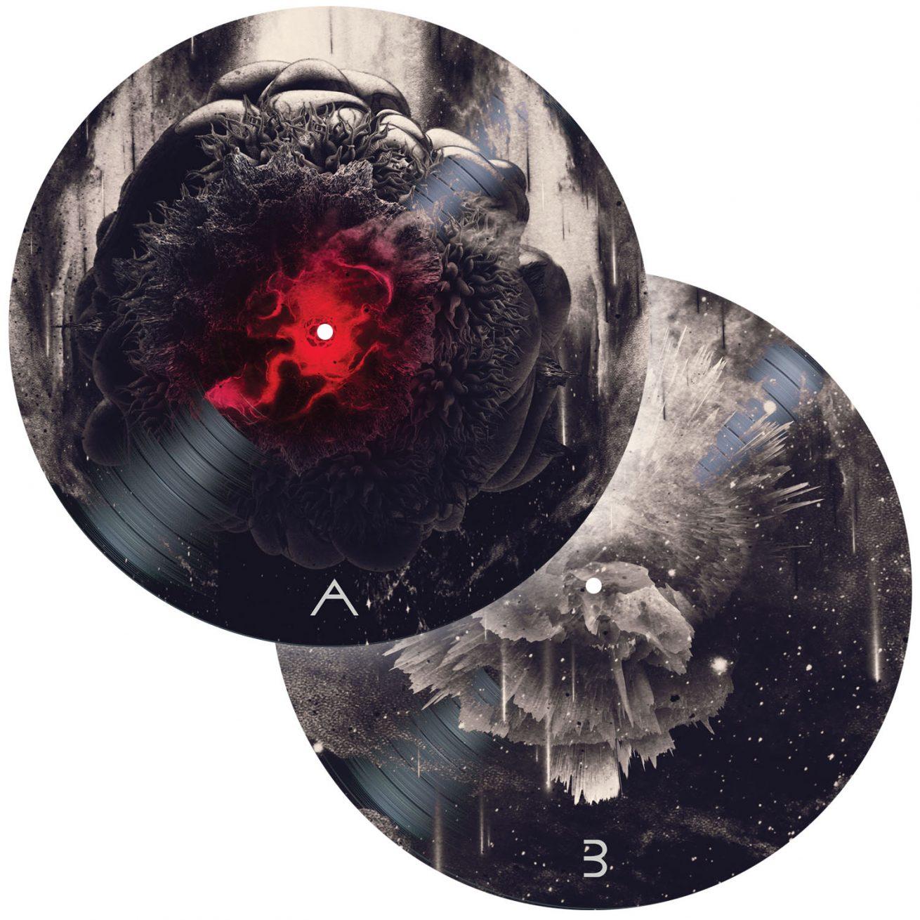 Obscura | Diluvium Picture Disc Vinyl