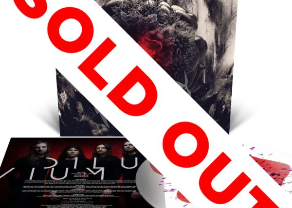 Obscura | Diluvium Vinyl Red Clear