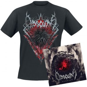 """Obscura   Exclusive """"Diluvium"""" TS & Preorder Bundle"""