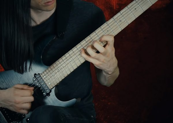 Diluvium: Guitar Playthrough