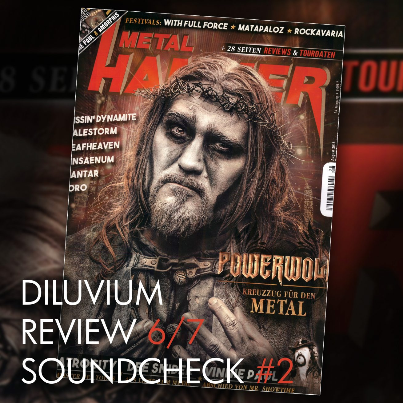 Obscura | Diluvium - MetalHammerGermany
