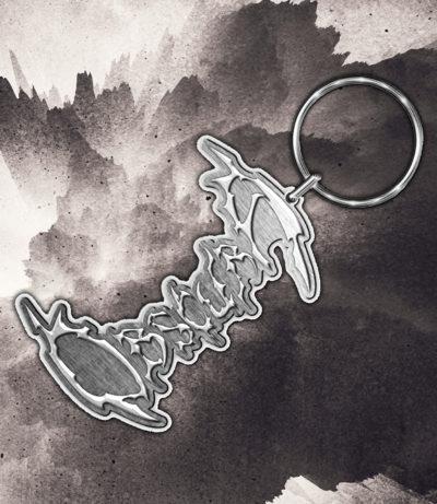Obscura | Logo Keychain