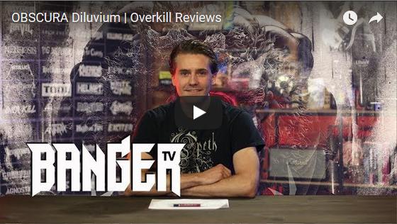Obscura | Diluvium - BANGER TV