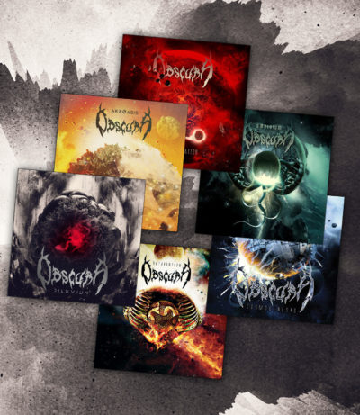 Obscura | Ultimate CD Package