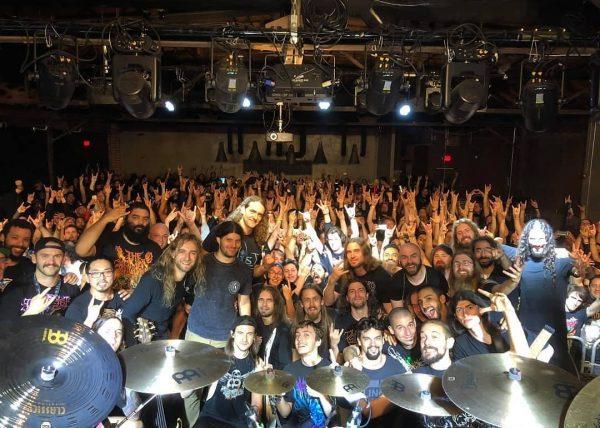 Obscura finish North America Tour