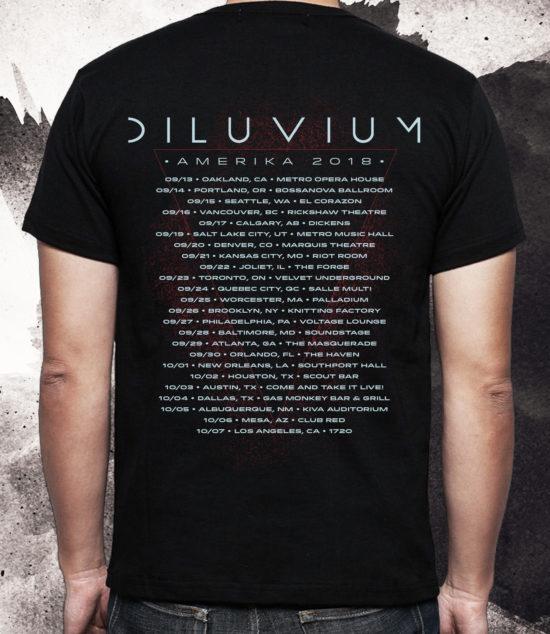 Obscura | Diluvium Amerika Tour TS