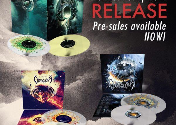 Obscura | Vinyl Reissues 2019