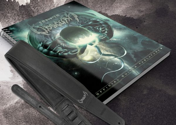 Obscura | Omnivium Guitar Tablature Book Bundle