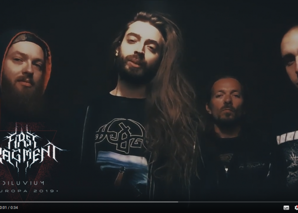 Obscura | First Fragment discussing Diluvium EUROPA Tour 2019