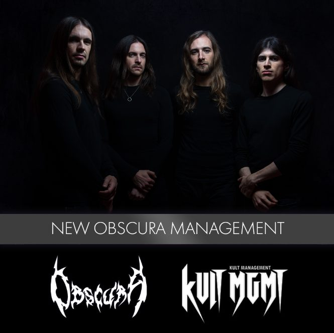 Obscura joins Kult Management