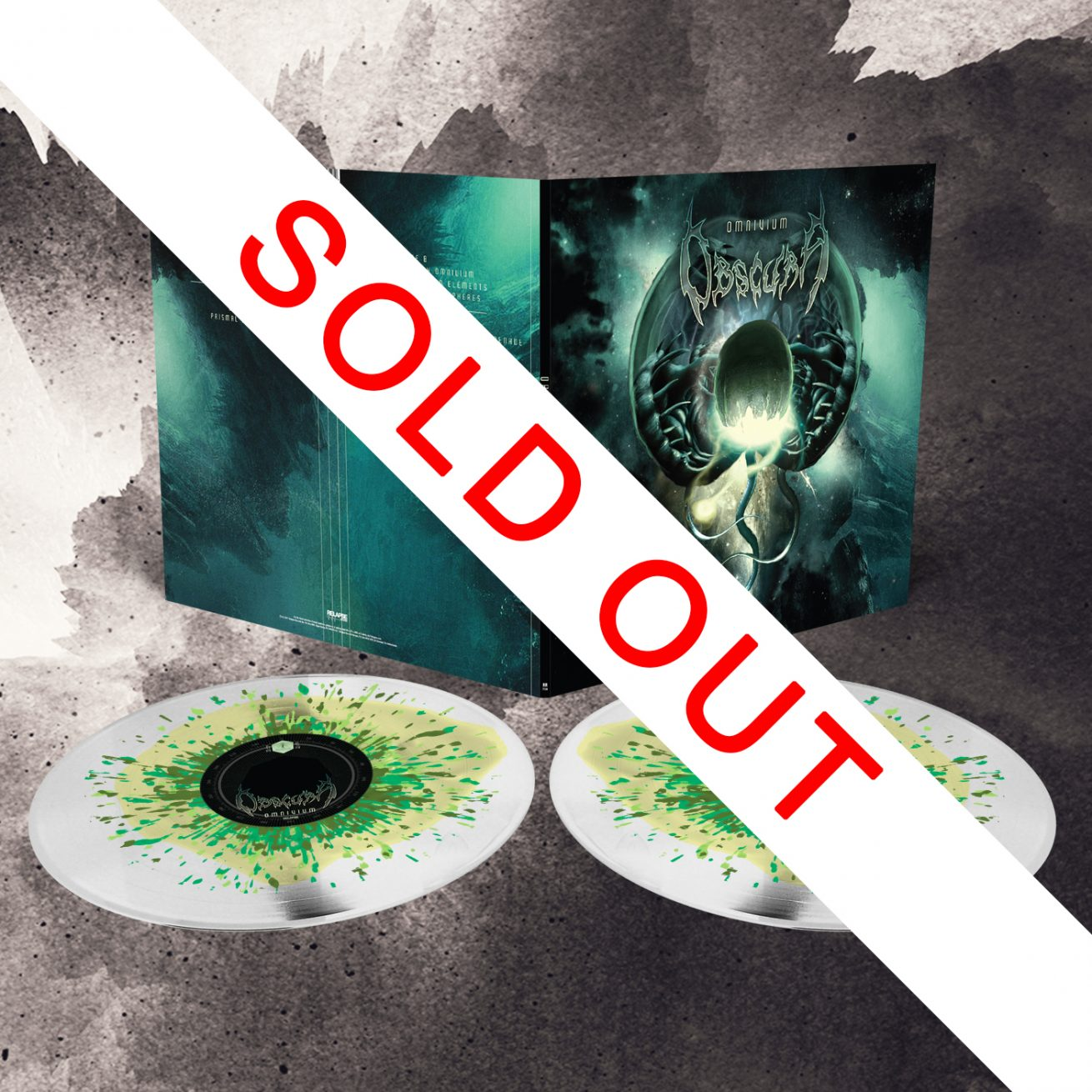 Obscura | Omnivium LTD Vinyl Sold Out