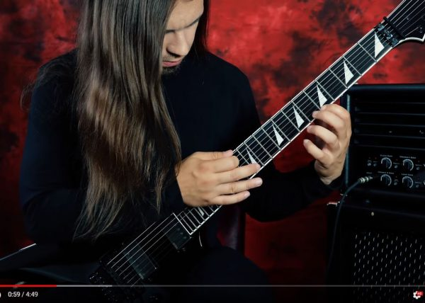 "OBSCURA | Share ""Emergent Evolution"" Guitar Playthrough Video"