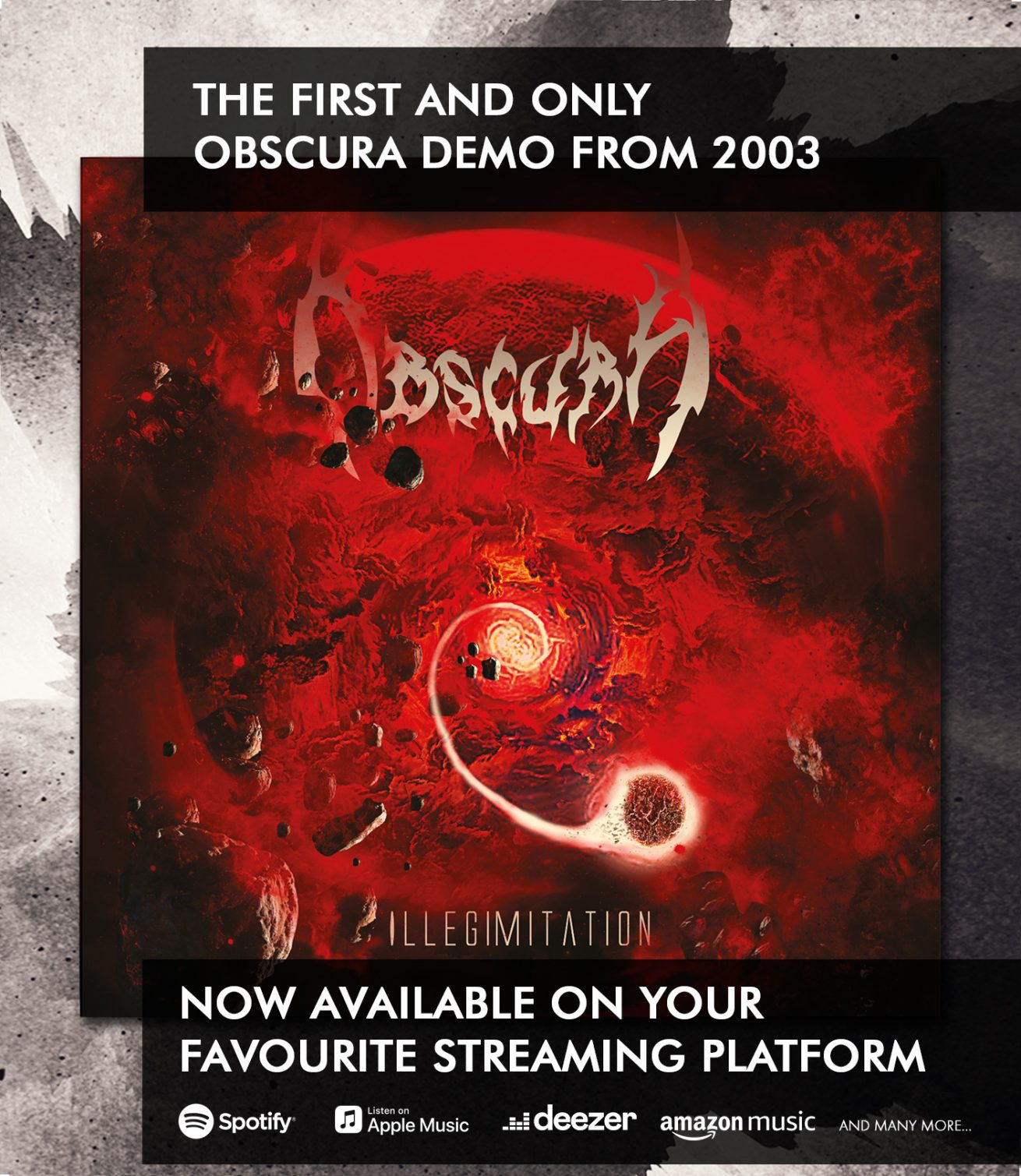 Obscura | Illegimitation